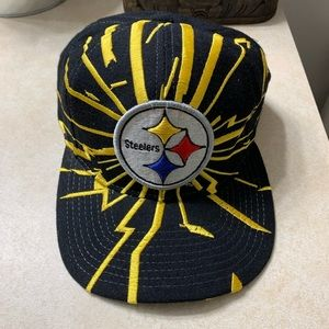 Other - Vintage Pittsburgh steelers hat